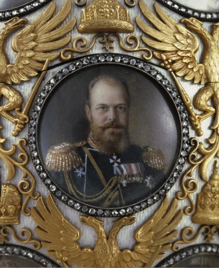 украшение с императором александром работ, опубликованных этом